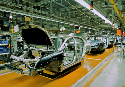 Automotive Manufacturing and Supply Chain Improvements
